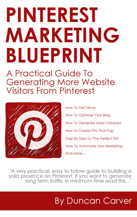 Pinterest Marketing Blueprint
